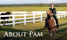 About Pam McKissick