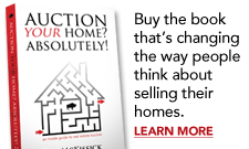 Auction Your Home? Absolutely!